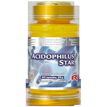 ACIDOPHILUS STAR