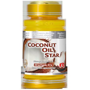 COCONUT OIL STAR